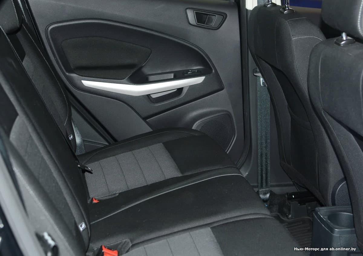 Ford EcoSport AMBIENTE 1.5 л 5МКП