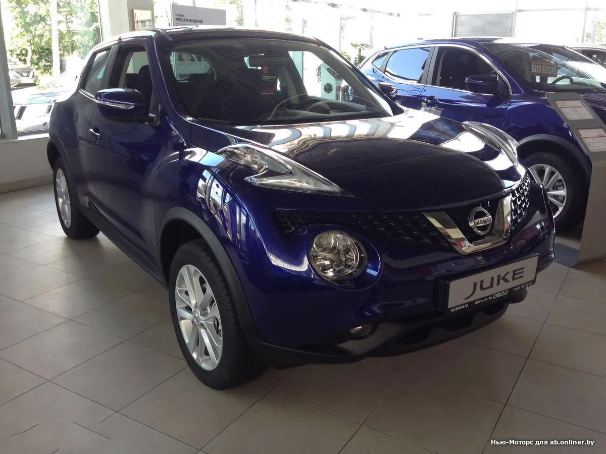 Nissan Juke SE