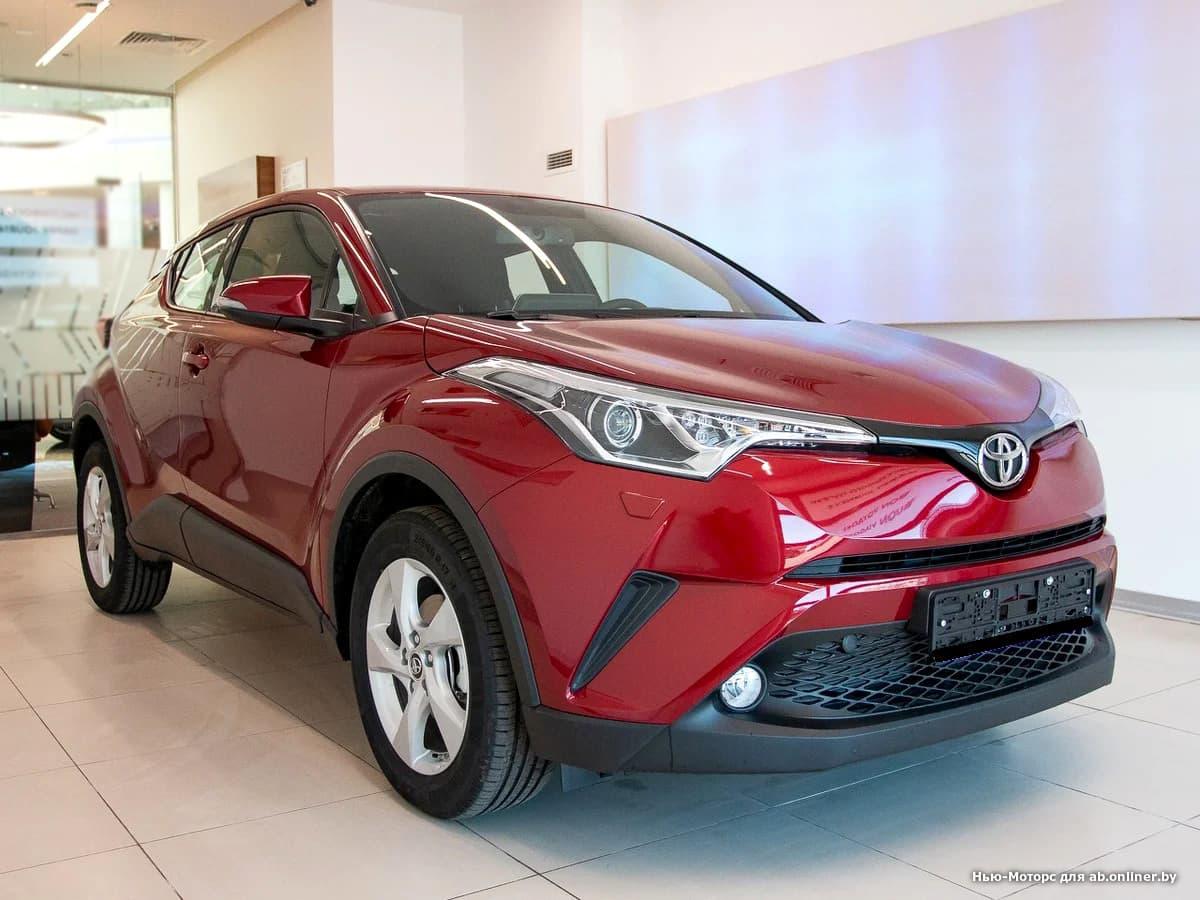 Toyota C-HR Hot