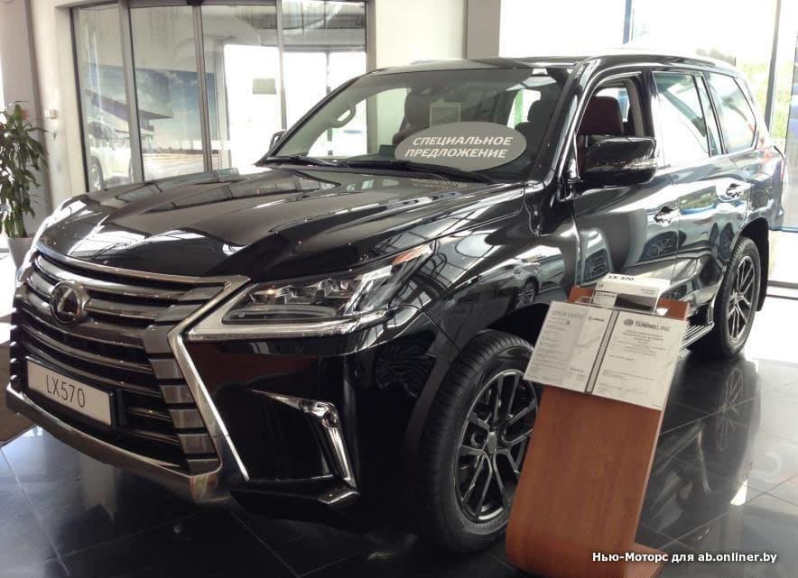 Lexus LX Premium+