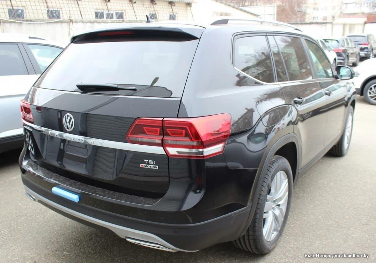Volkswagen Teramont Respect 3.6 TSI 280