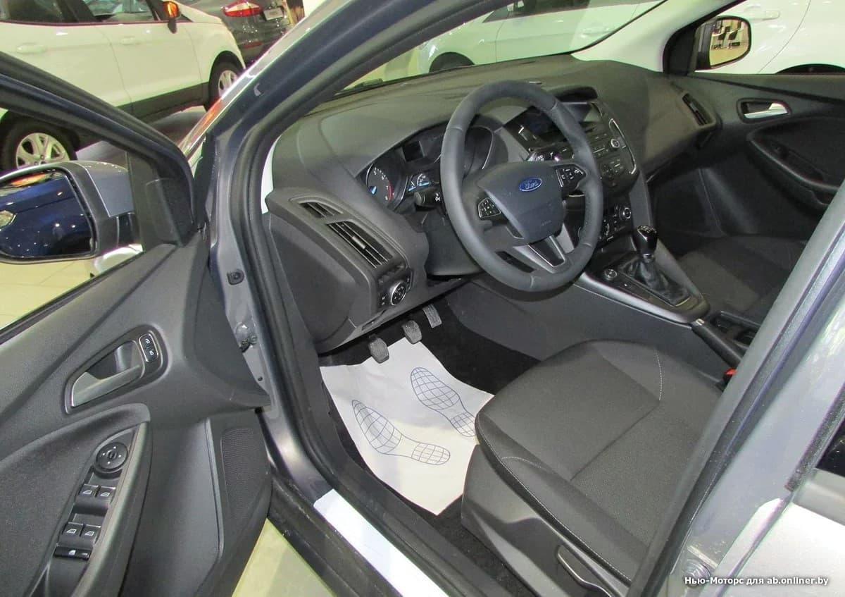 Ford Focus TREND PLUS 1.6 5МКП