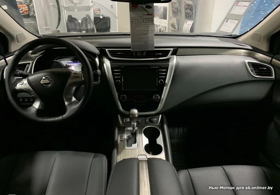 Nissan Murano Mid V6 3,5л. All Mode 4×4