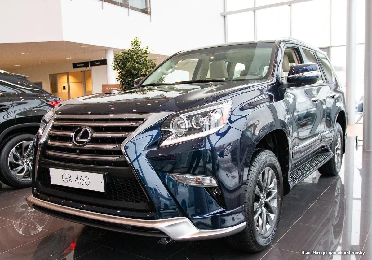 Lexus GX 460 Premium Sport 7S