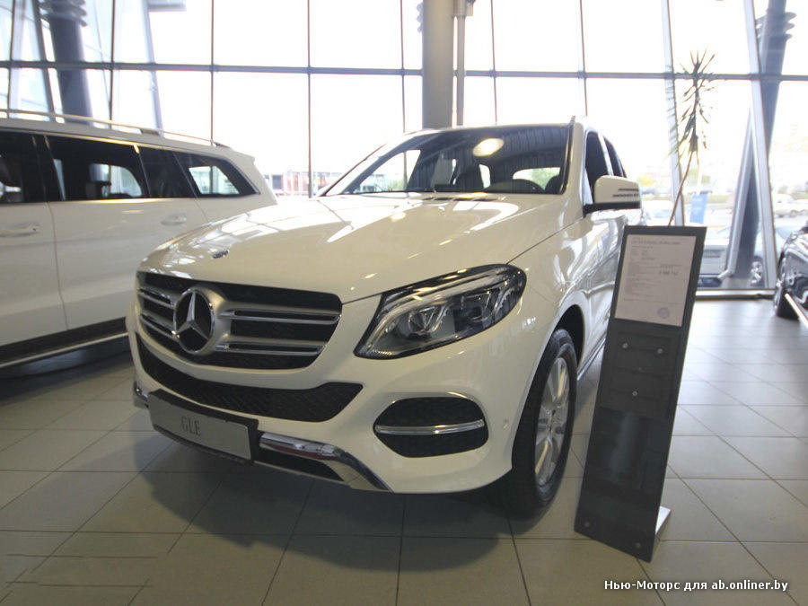 Mercedes GLE250 d