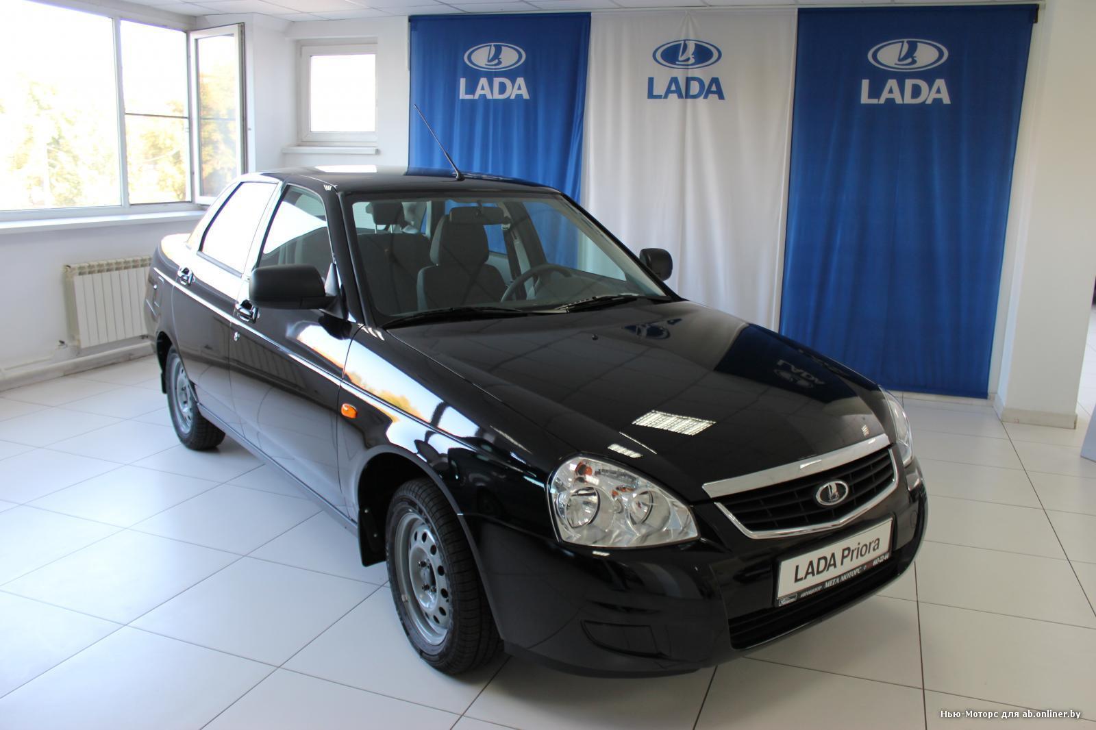 ВАЗ (Lada) Priora Standard