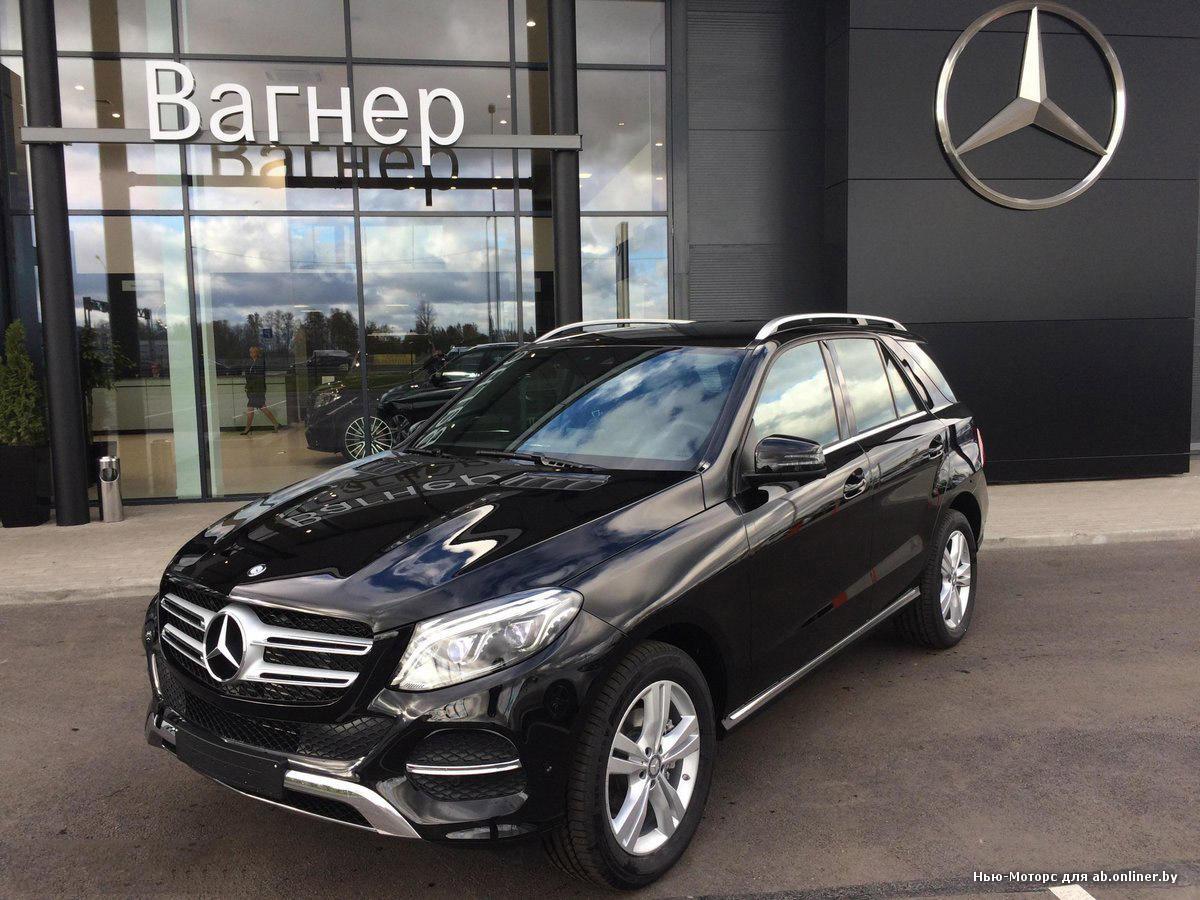 Mercedes GLE300 OS