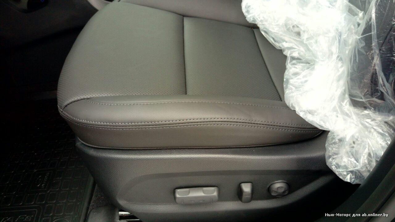 Hyundai Santa Fe Dynamic