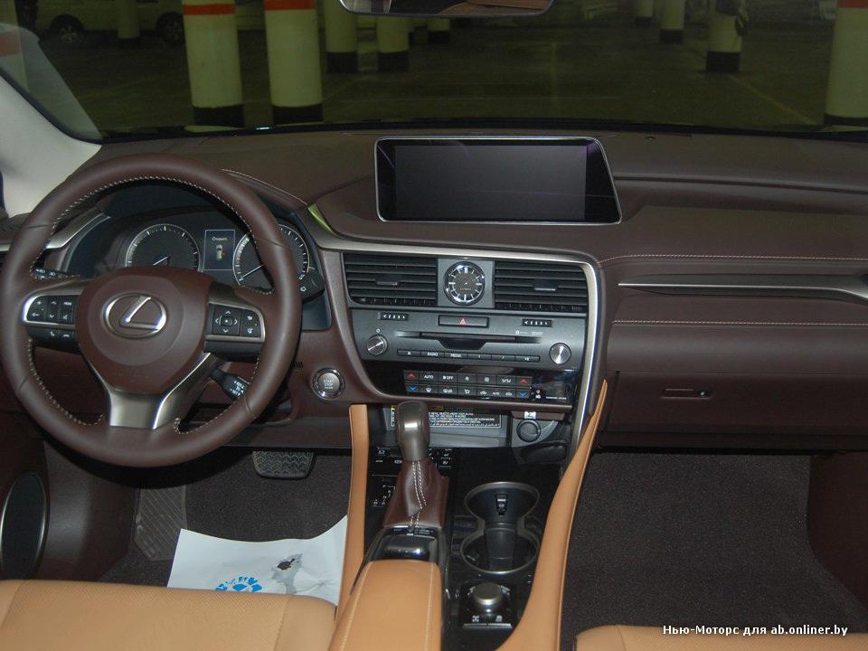 Lexus RX 350 Standart