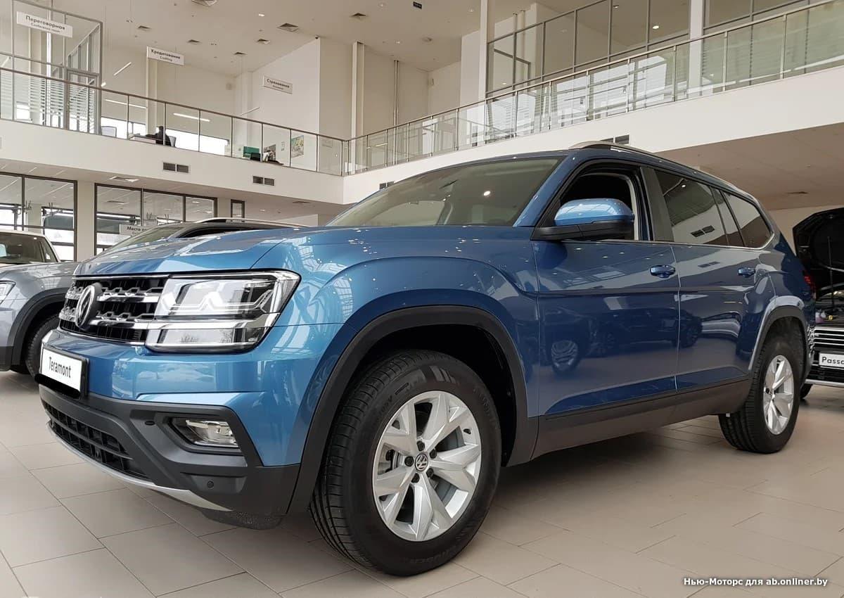 Volkswagen Teramont Respect 2.0 TSI 249