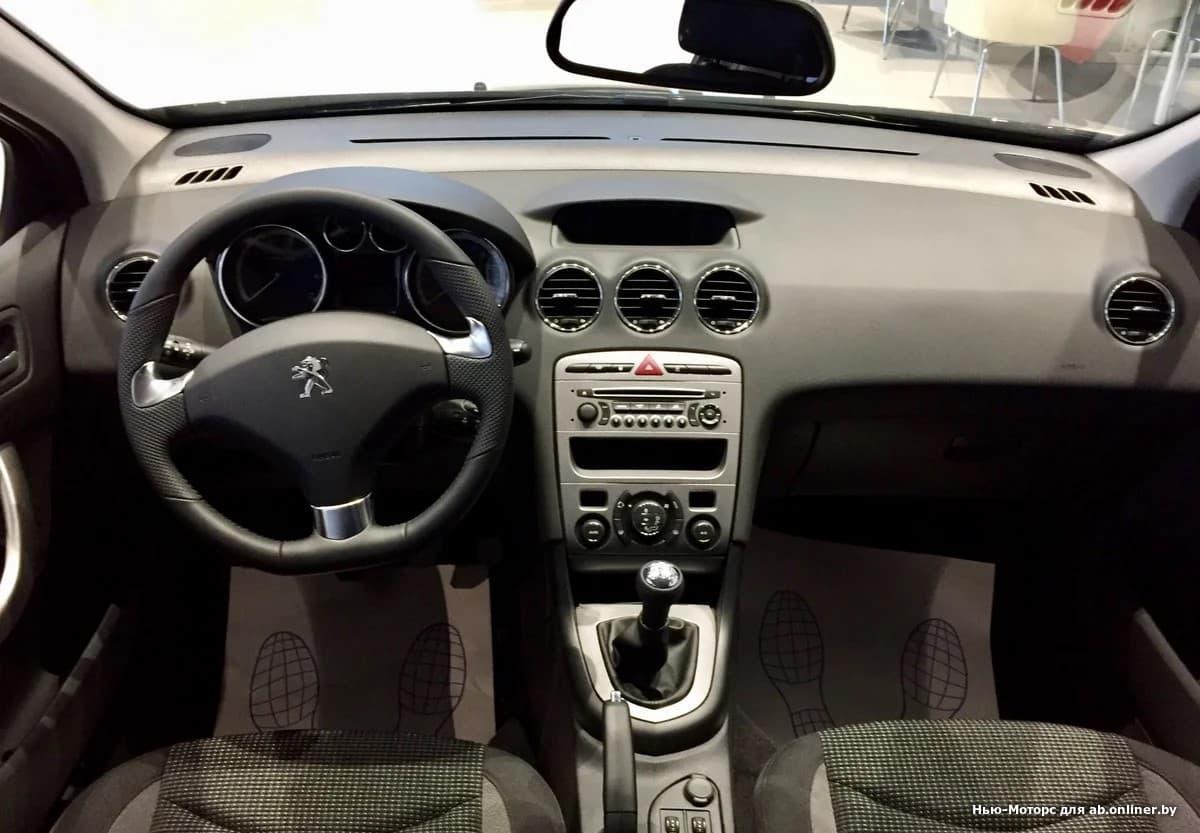 Peugeot 408 Active