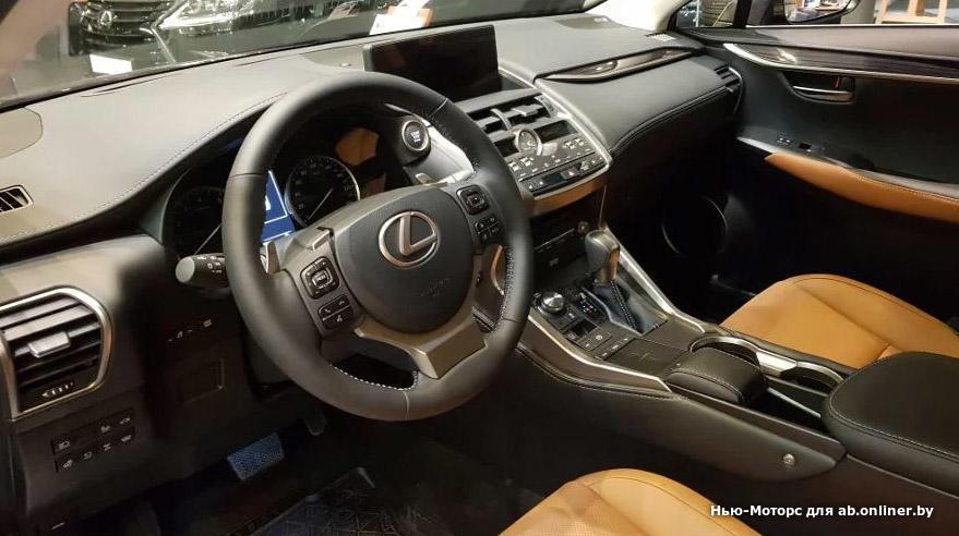 Lexus NX 300h AWD Exclusive