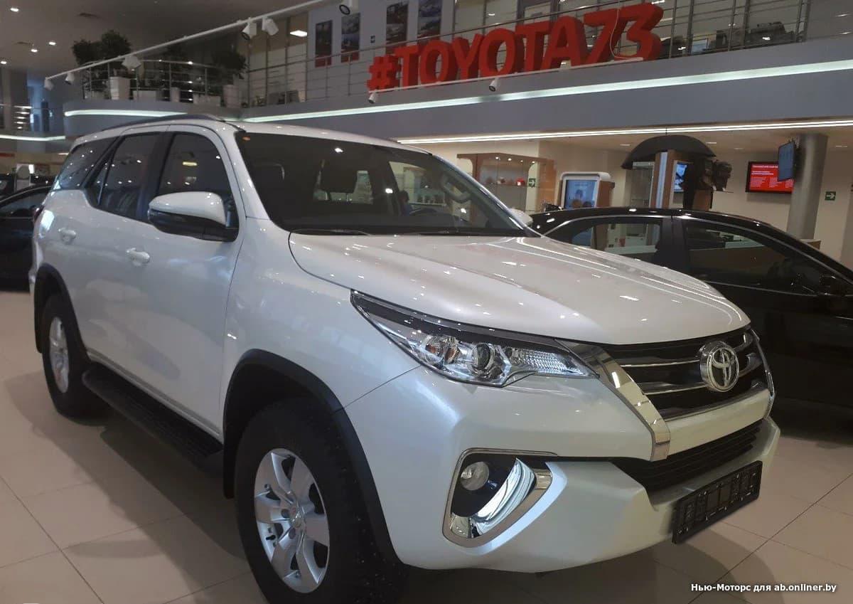 Toyota Fortuner Комфорт