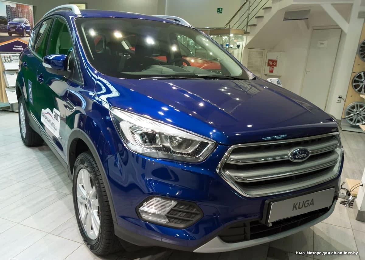 Ford Kuga TREND PLUS 1.5EcoBoost 6АКП