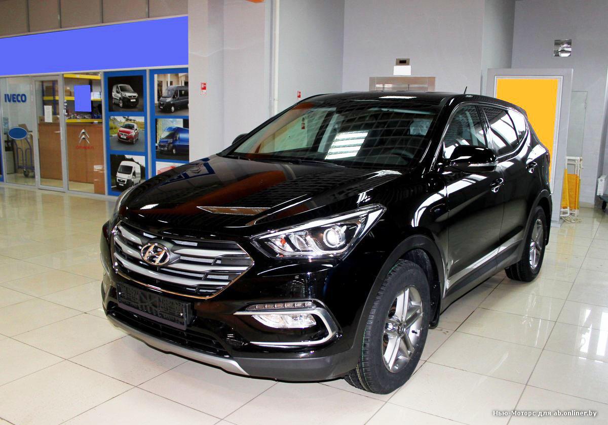 Hyundai Santa Fe Premium Start