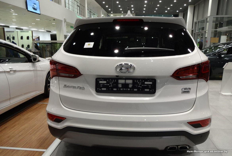 Hyundai Santa Fe Limited Edition