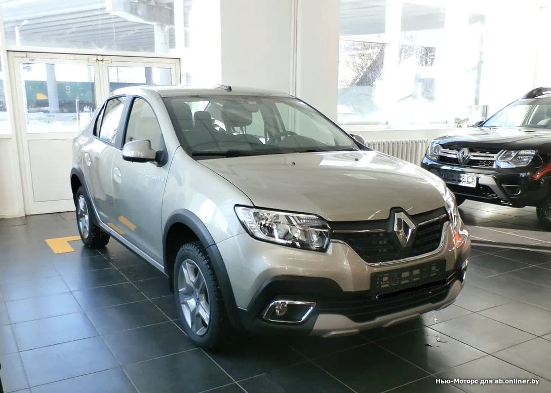 Renault Logan Stepway Life
