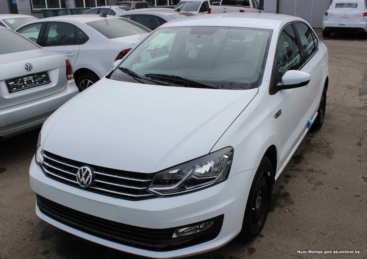 Volkswagen Polo Comfortline 1.6 110 5-МКП