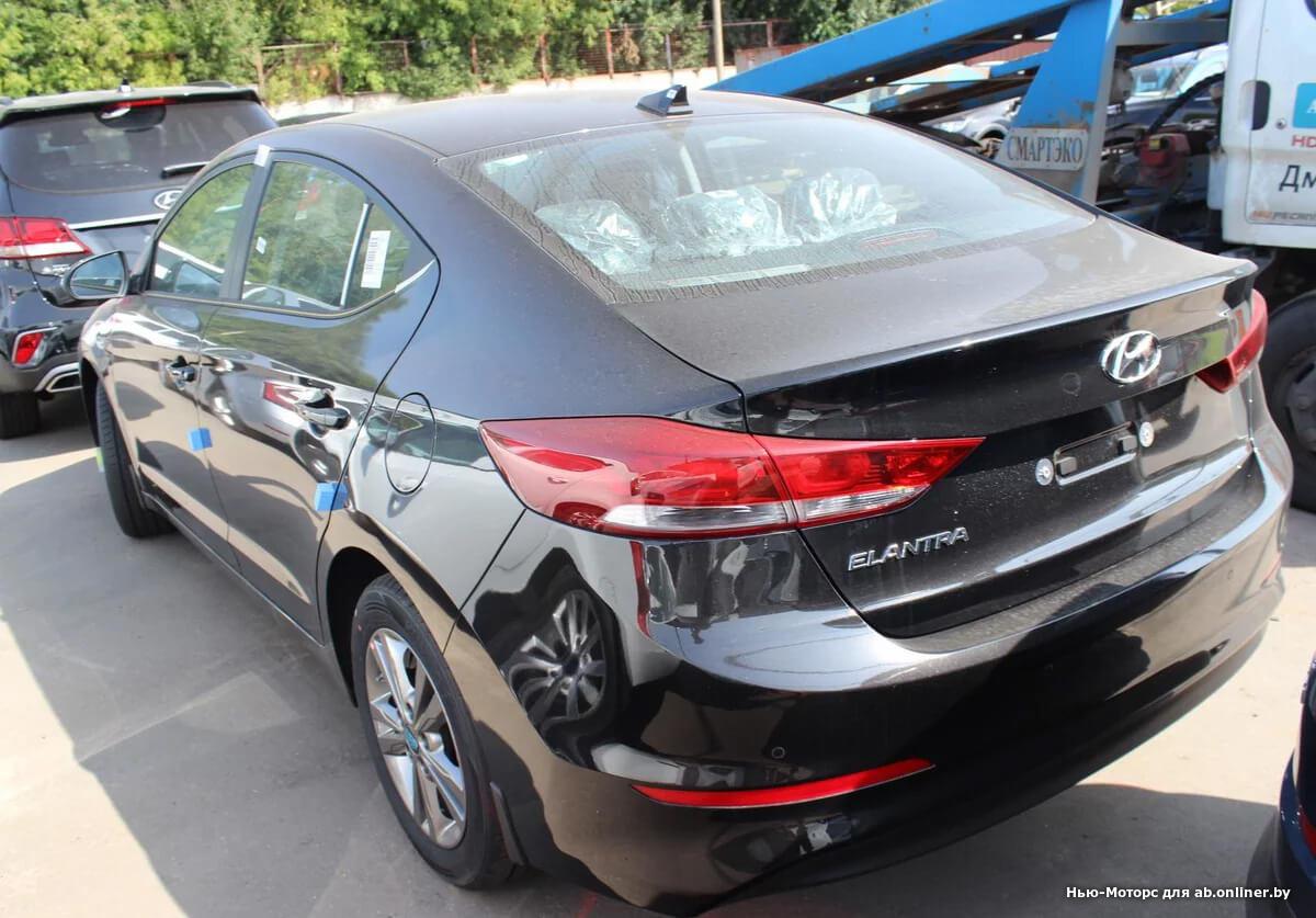 Hyundai Elantra Base