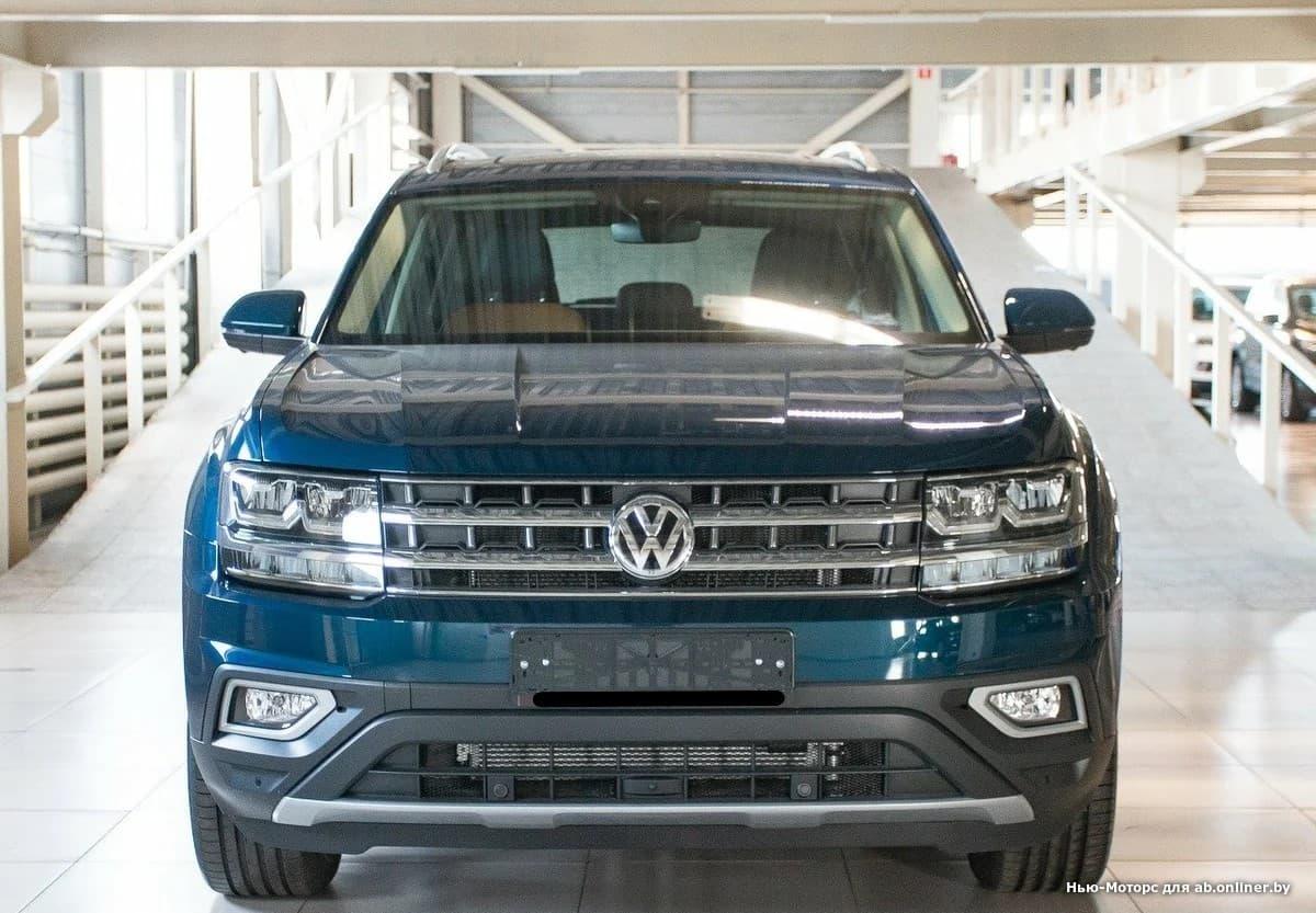Volkswagen Teramont Exclusive 3.6 TSI 280