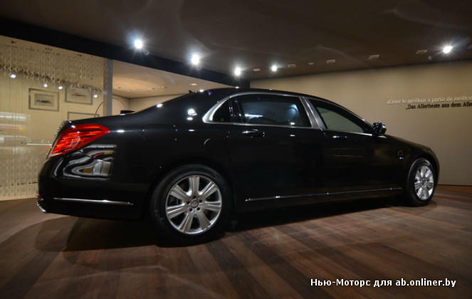 Mercedes S400 Maybach 4MATIC