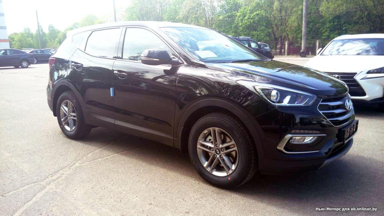 Hyundai Santa Fe Comfort