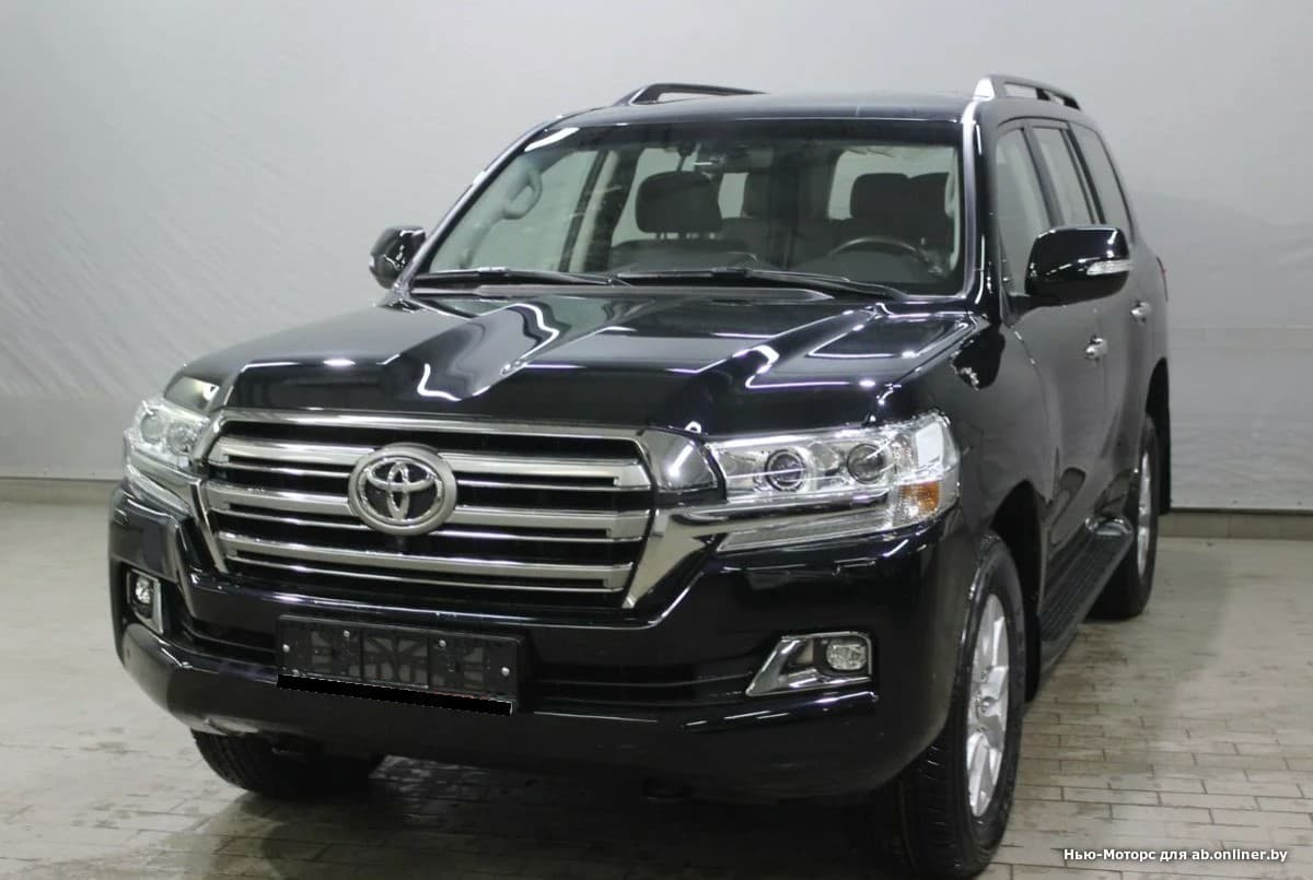 Toyota Land Cruiser 200 Престиж