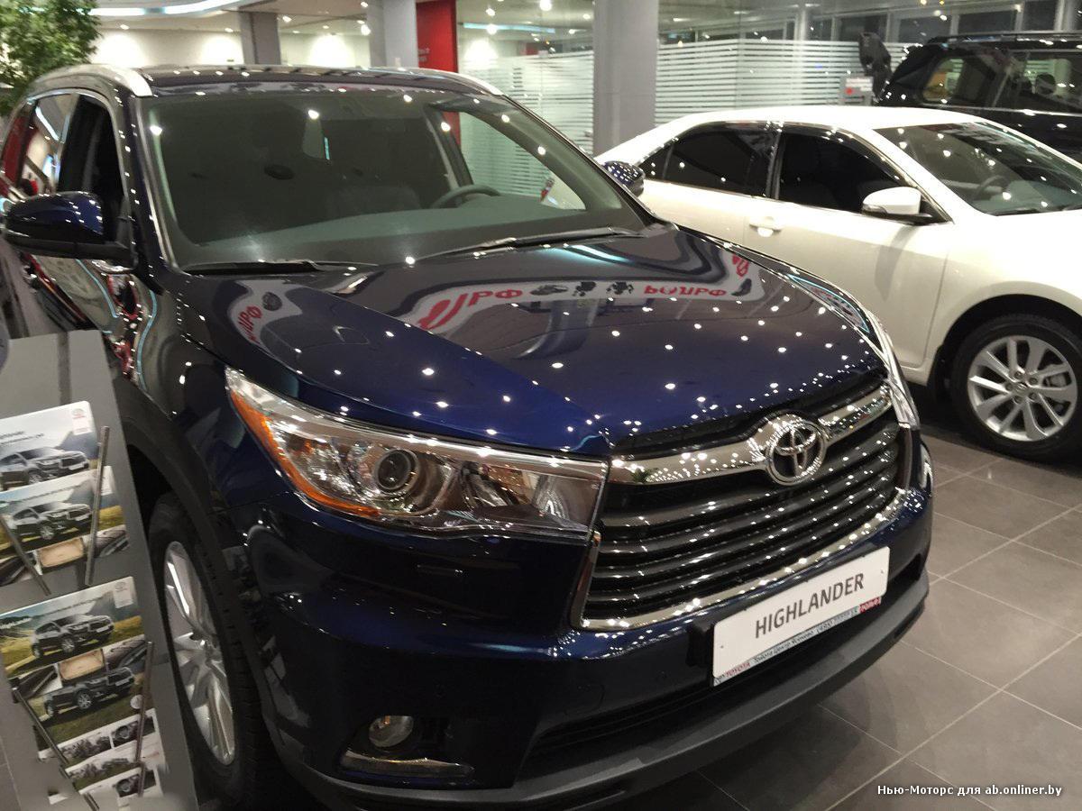 Toyota Highlander Elegance