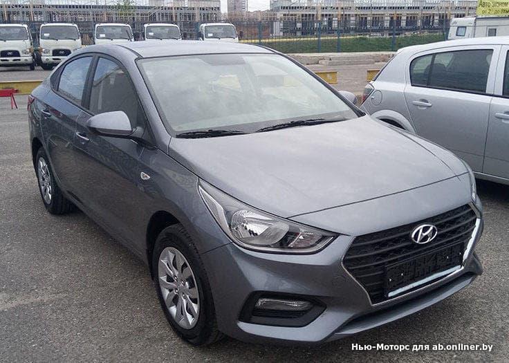 Hyundai Solaris Active