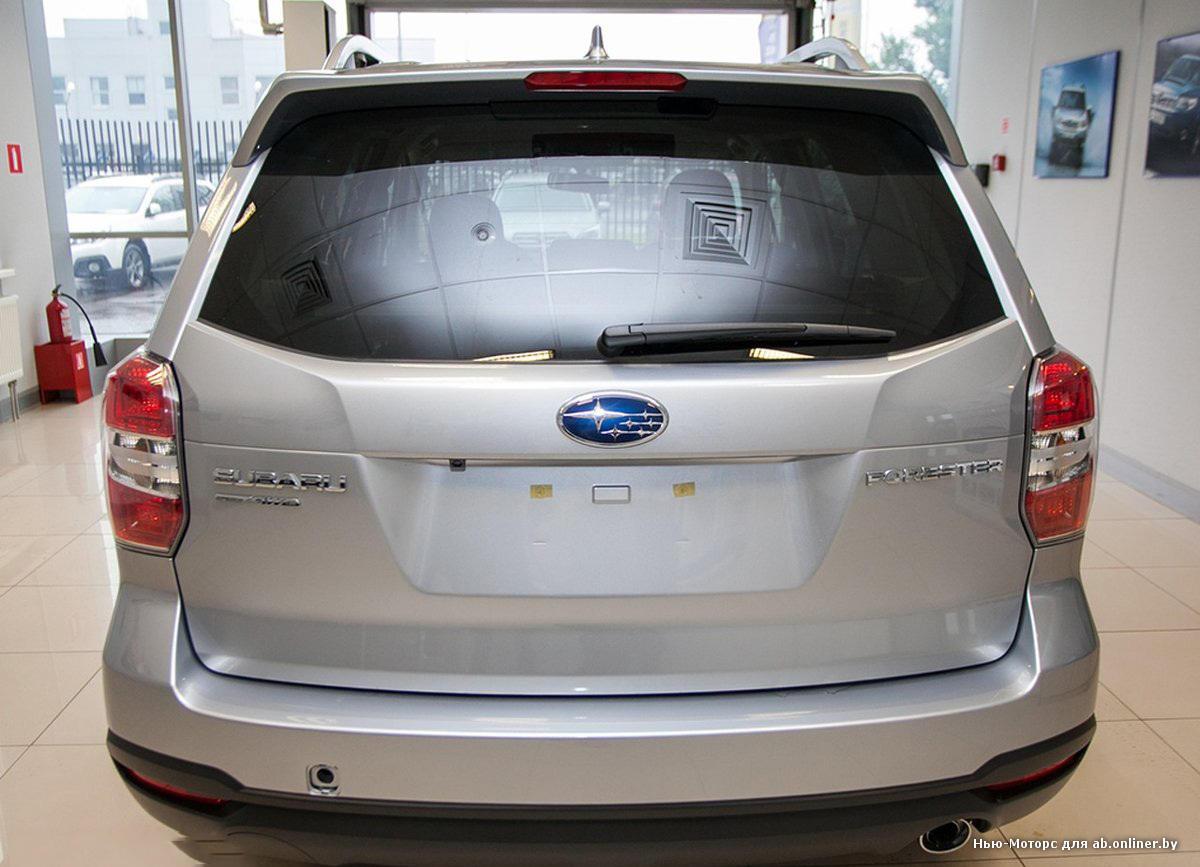 Subaru Forester VF