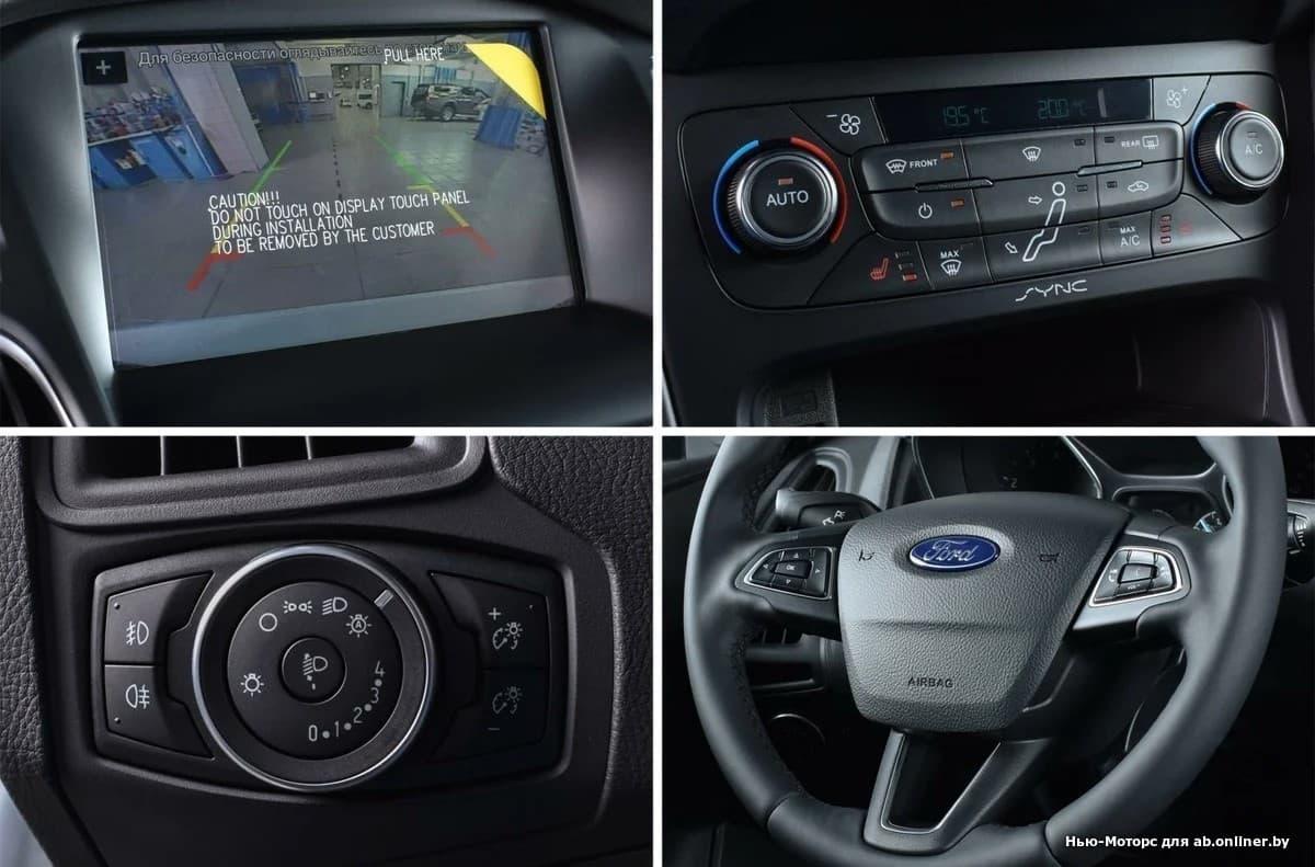Ford Focus TITANIUM 1.5 EcoBoost 6АКП