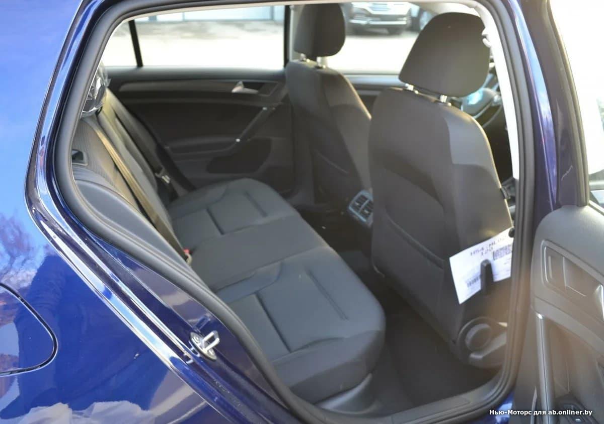 Volkswagen Golf Comfortline 1.4TSI 125 7-DSG