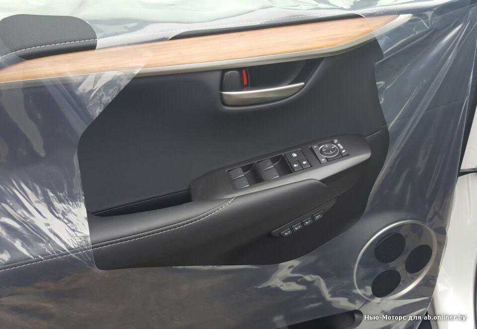 Lexus NX 300h Exclusive
