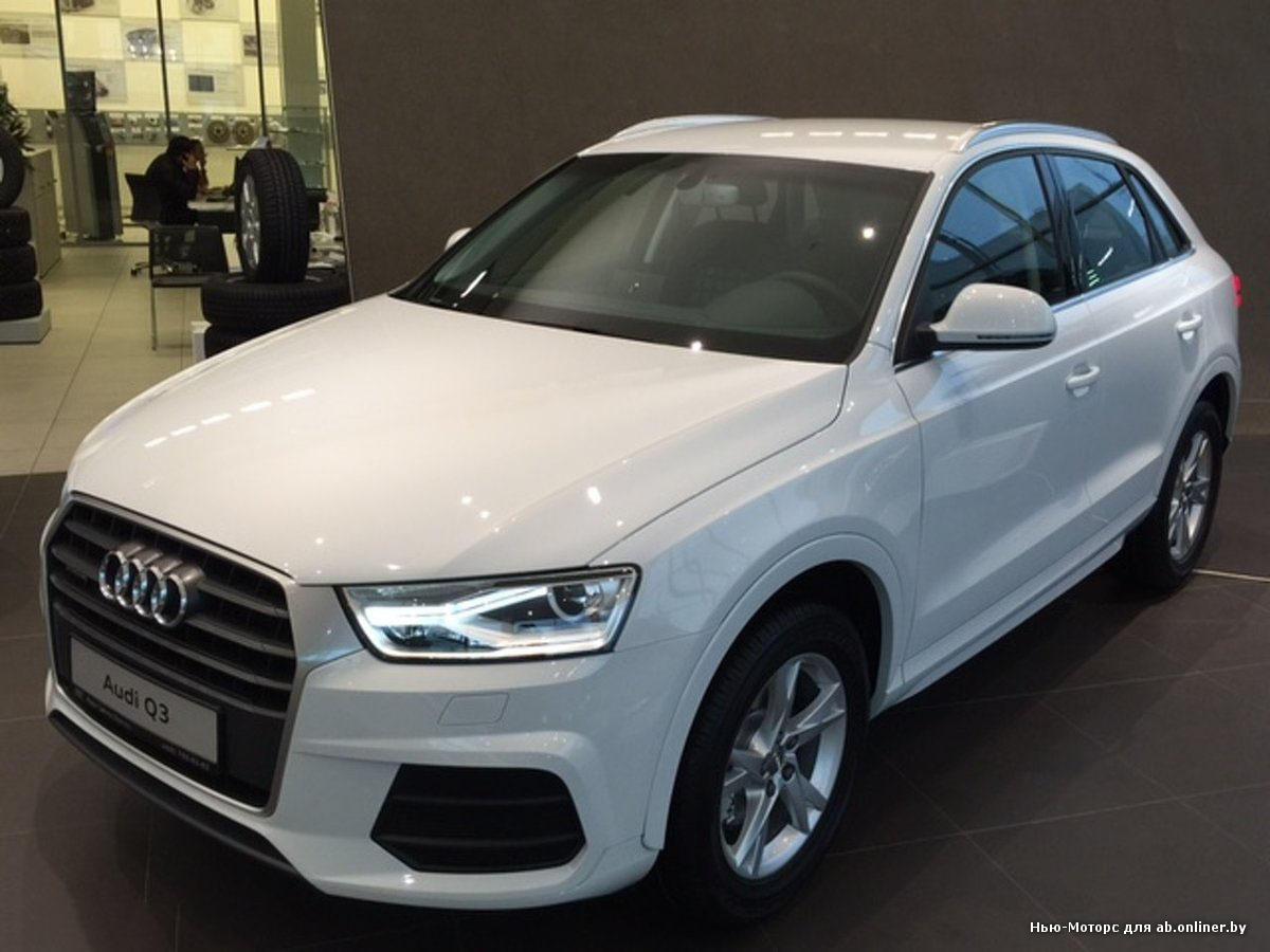 Audi Q3 7AMT