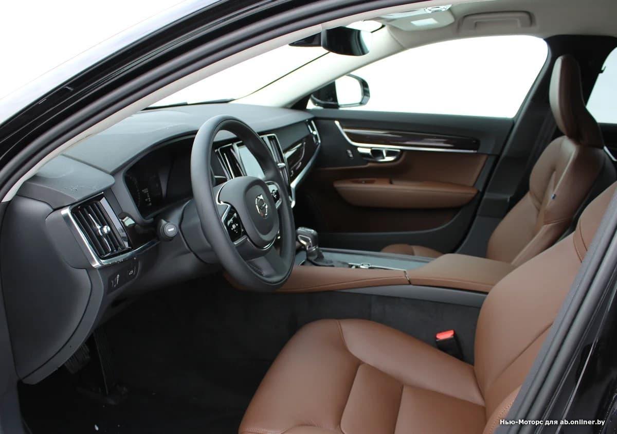 Volvo S90 Momentum T5 Drive-E 249 л.с.