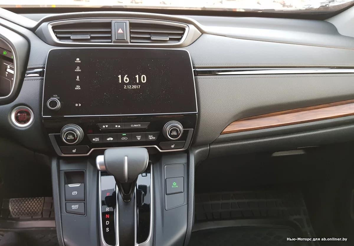 Honda CR-V NEW Prestige