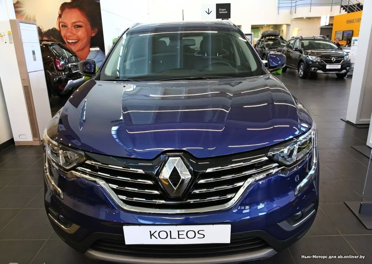 Renault Koleos Executive