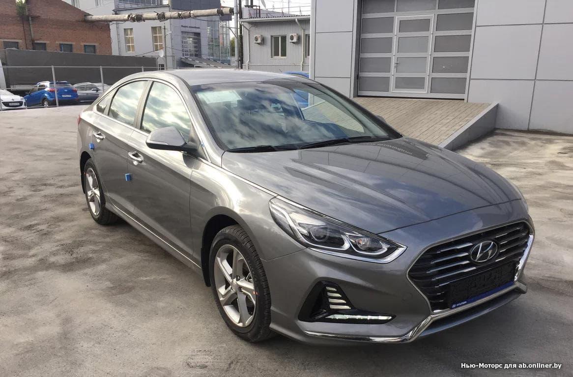 Hyundai Sonata Primary