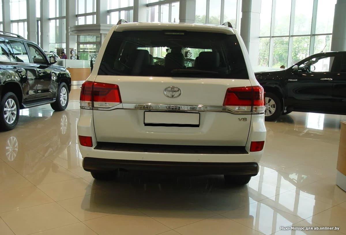 Toyota Land Cruiser 200 Престиж