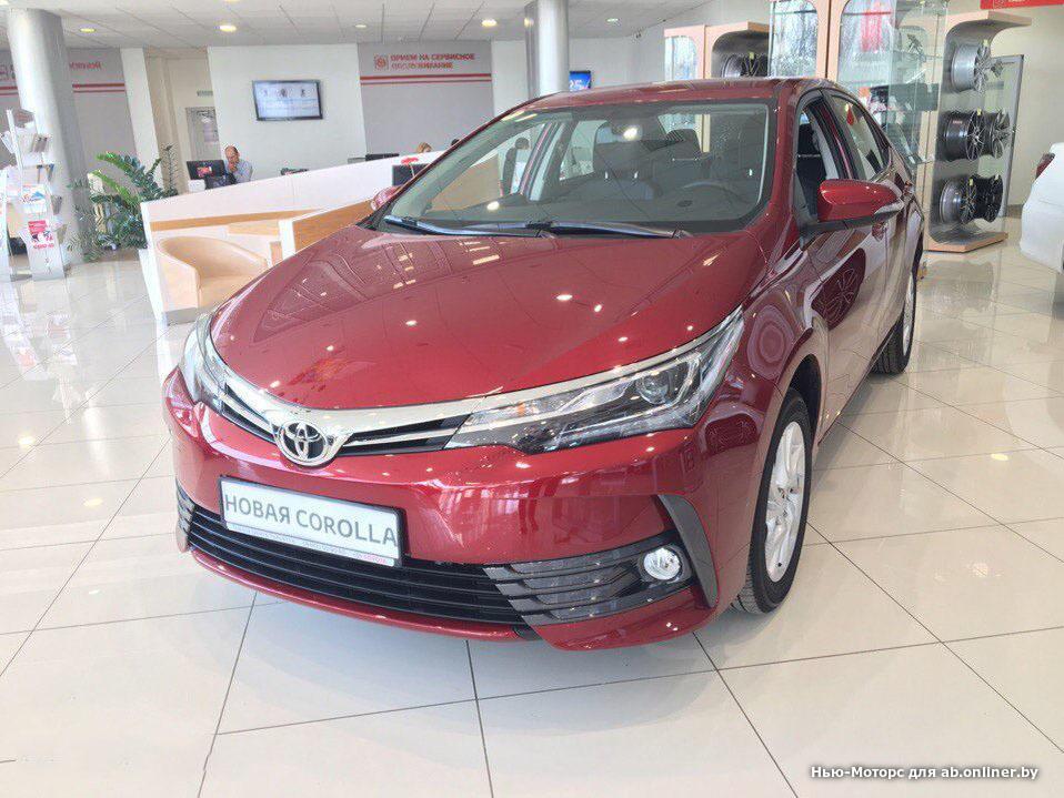 Toyota Corolla Престиж