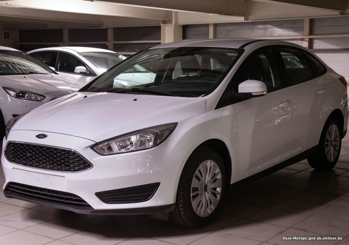 Ford Focus TREND 1.6 6АКП