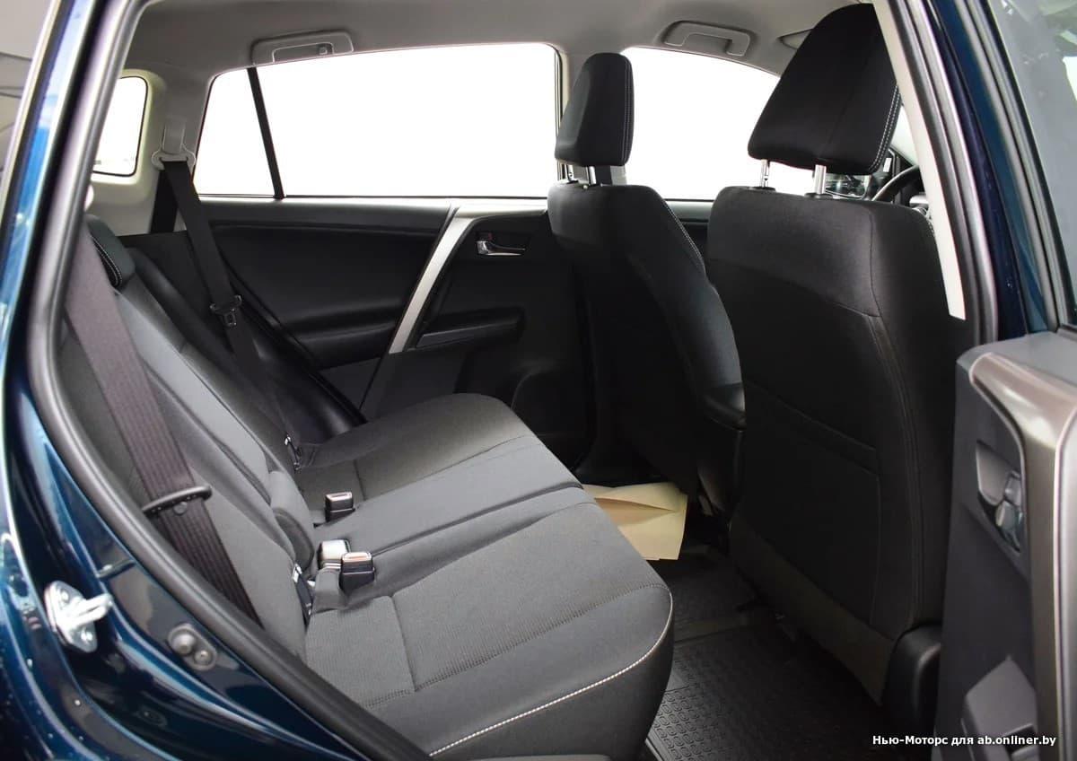 Toyota RAV4 Комфорт Плюс