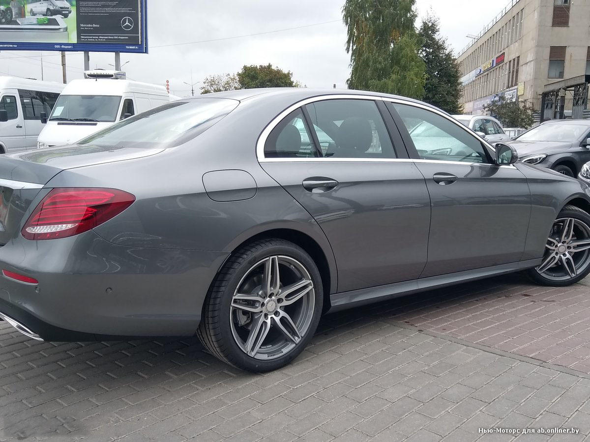Mercedes E220 Business