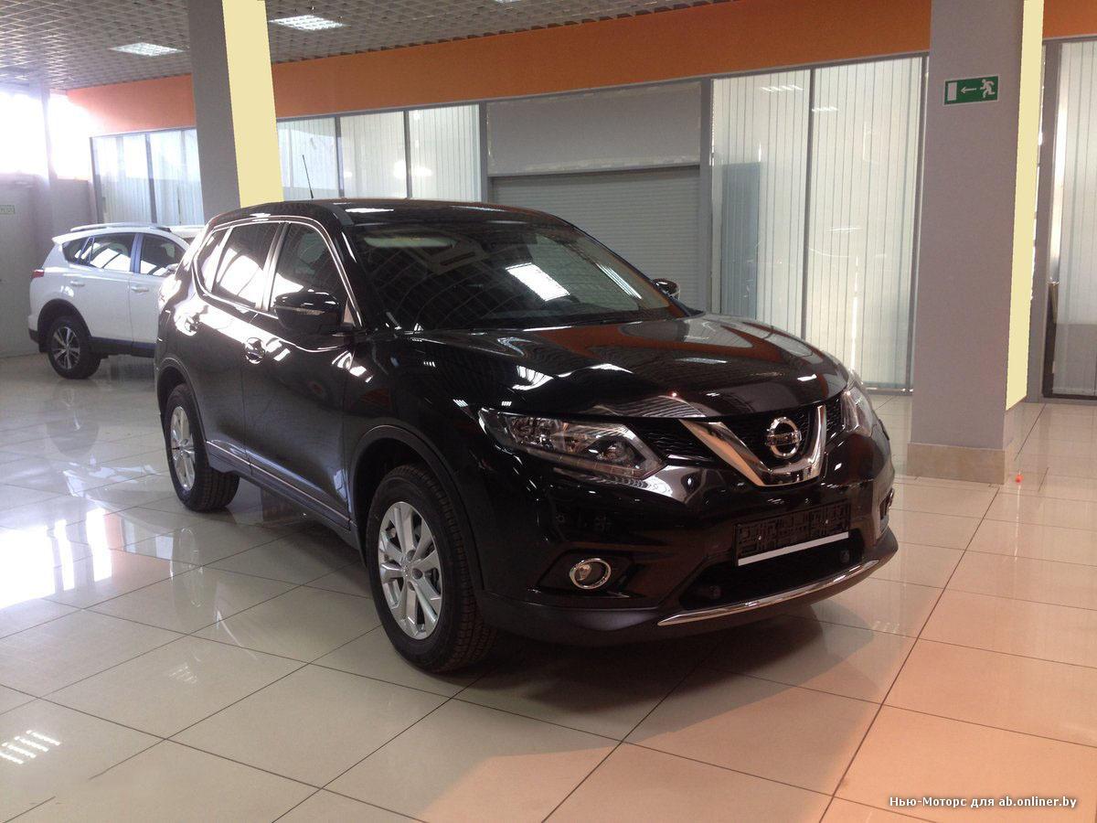Nissan X-Trail XE