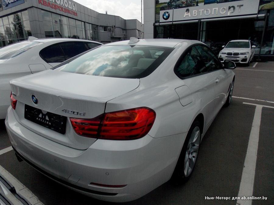 BMW 420 i xDrive