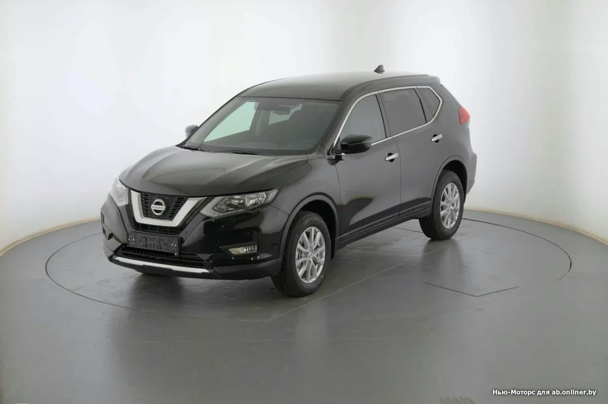 Nissan X-Trail SE 1,6 л. dCi 130 4WD