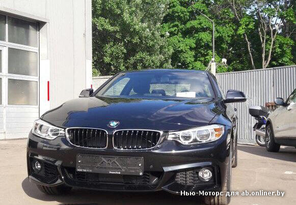 BMW Gran Coupe 420d
