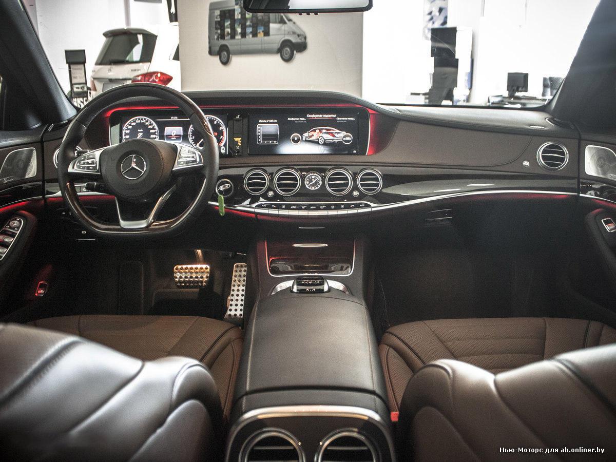 Mercedes S350 L
