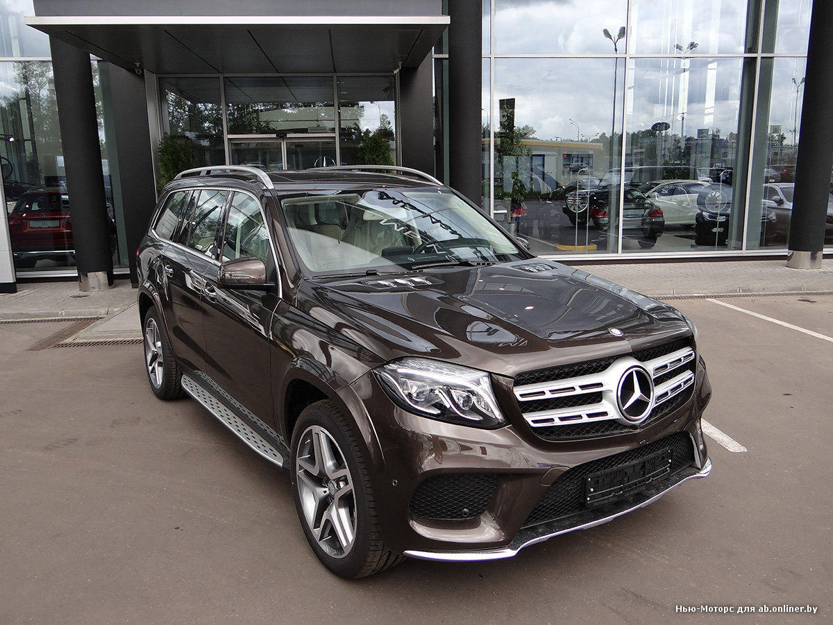 Mercedes GLS400 4MATIC