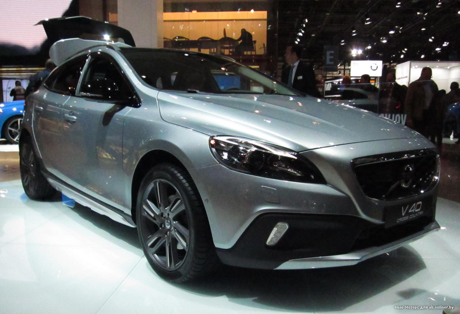 Volvo V40 Cross Country Summum